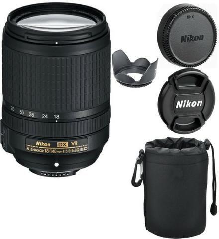 Câmera Nikon D7000, com lente Nikor 18 a 140 MM - Foto 2