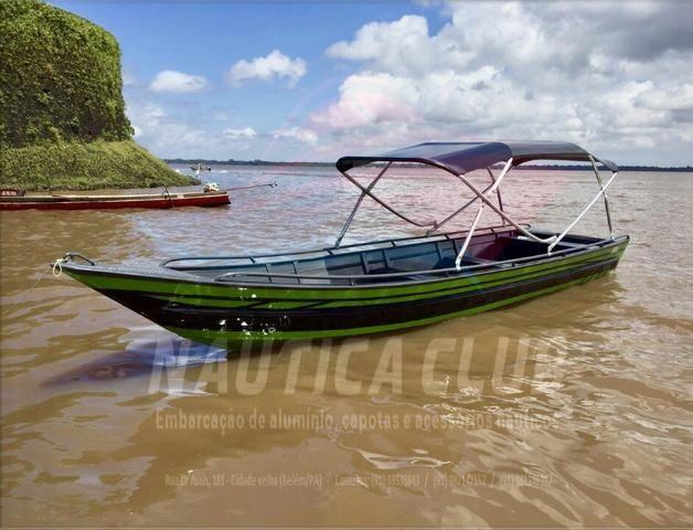 Fabricamos cascos e botes de alumínio naval - Foto 11