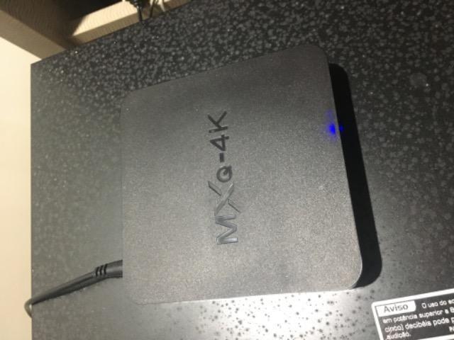 Conversor SmartTv Mxq 4k