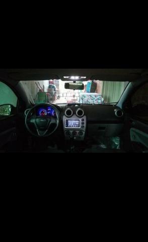 Vendo carro Ford Fiesta sedan ano 2008 - Foto 3