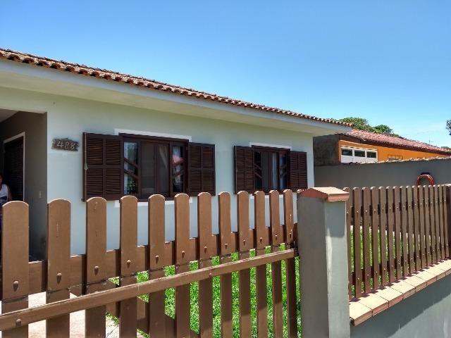 Casa com piscina a aprox. 400 m do mar em Itapoá - Foto 7