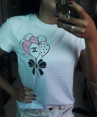 Regatinhas com bojo, blusinhas com gola alta, body, T-Shirts - Foto 2