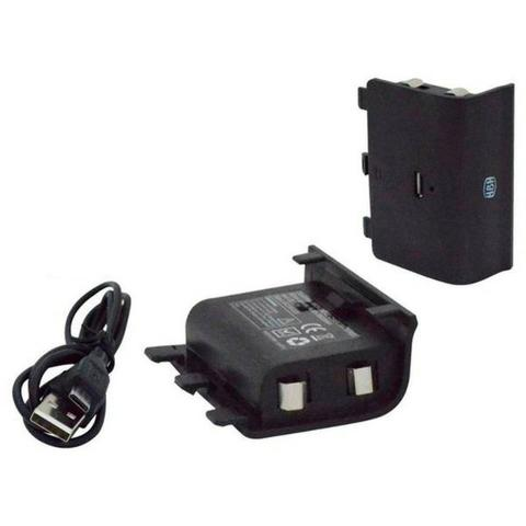 Kit Play And Charge Bateria E Carregador Controle Xbox One - Foto 2