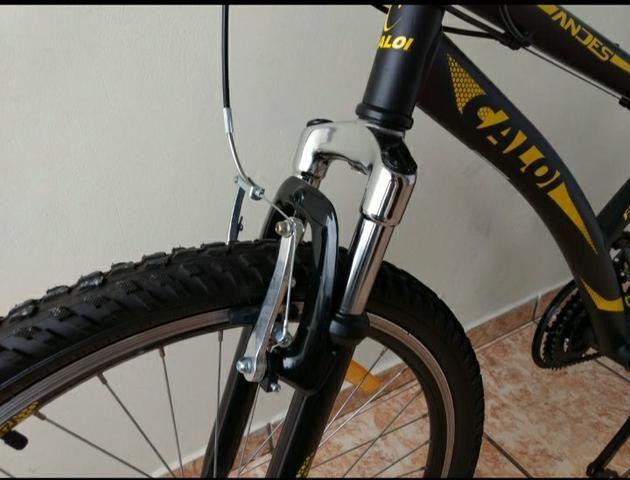 Bicicleta Caloi Andes Aro 26 - Foto 4