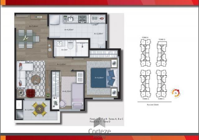 Apartamento Garden 2 Quartos com 2 vagas de garage - Foto 17
