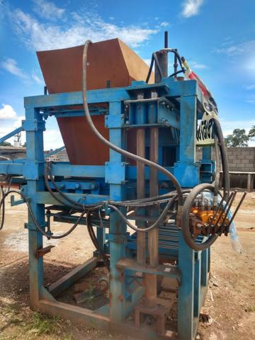 Máquina Hidráulica para fabricação de premoldados - Foto 2