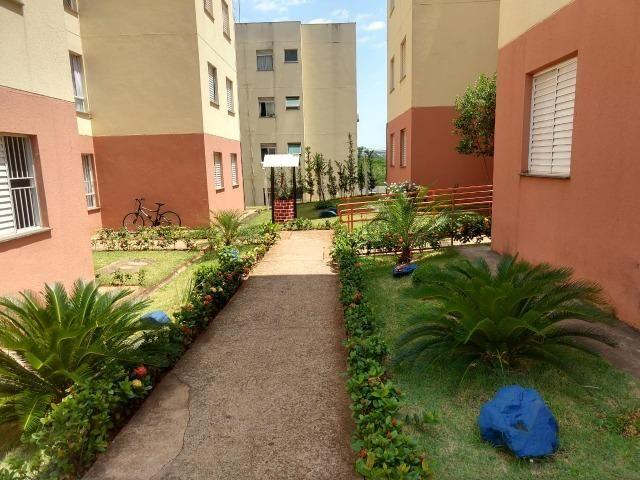 Apartamento Cdhu No Matao Condominio Camanducaia Sumare - Foto 12