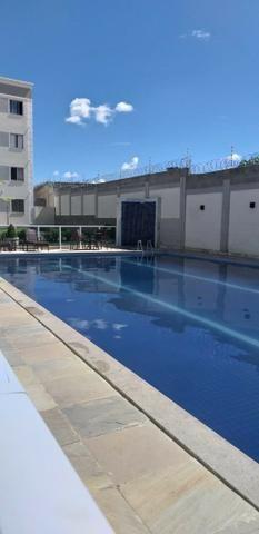 Apartamento 2/4 entrada parcelada em 72 x - 1 ano gratis de condominio - Pronto para Morar - Foto 8