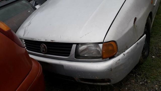 VW Polo Classic 99/00 Sucata em peças e acessórios - Foto 5