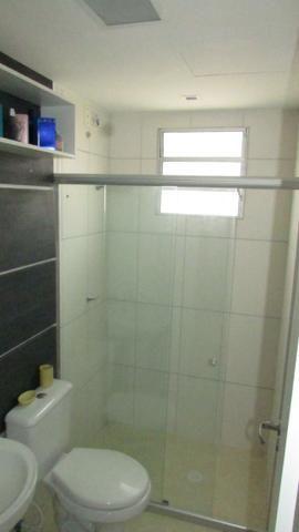 Apartamento 2/4 entrada parcelada em 72 x - 1 ano gratis de condominio - Pronto para Morar - Foto 10