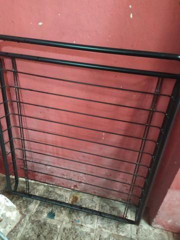 Bagageiro Maleiro de Teto carro Gradeado - Foto 2