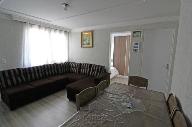 Apartamento mobiliado 2 quartos no Sítio Cercado - Foto 5