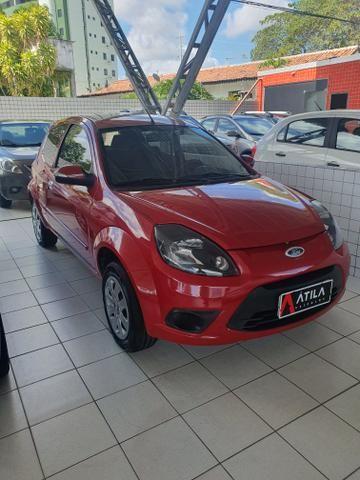 Ford Ka 2013 1.0 novíssimo - Foto 2