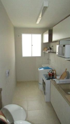 Apartamento 2/4 entrada parcelada em 72 x - 1 ano gratis de condominio - Pronto para Morar - Foto 9