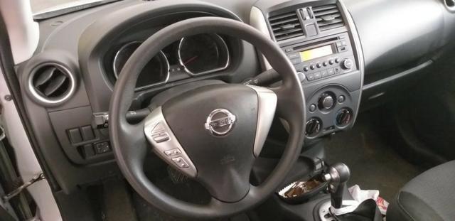 Nissan Versa 1.6 16v Versão SV 2016.2017 - Foto 3