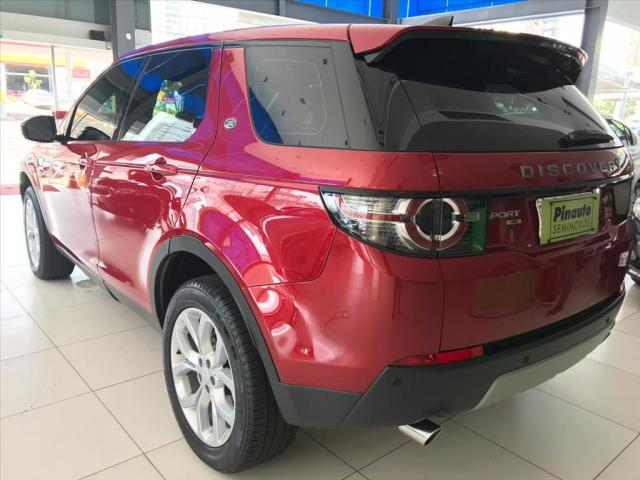 LAND ROVER DISCOVERY SPORT 2.0 16V TD4 TURBO DIESEL HSE 4P AUTOMÁTICO - Foto 4