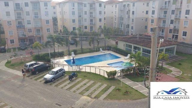 MG Apartamento de 2 dois quartos em Manguinhos próximo da Praia - Foto 7