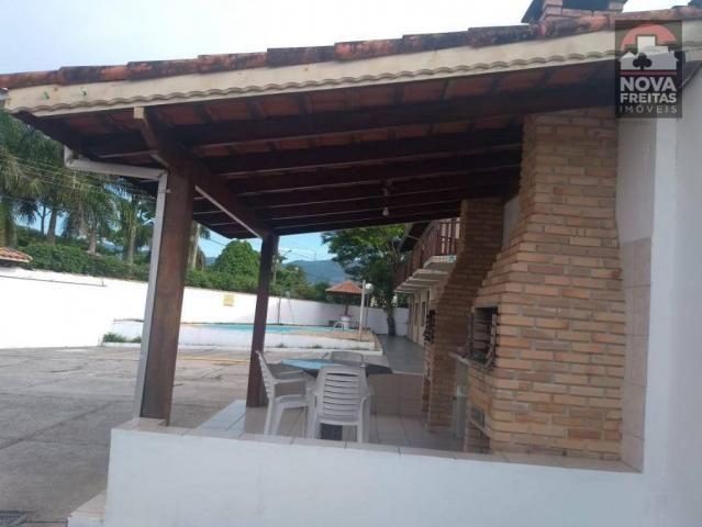 Casa à venda com 2 dormitórios em Pontal de santa marina, Caraguatatuba cod:SO1257 - Foto 14
