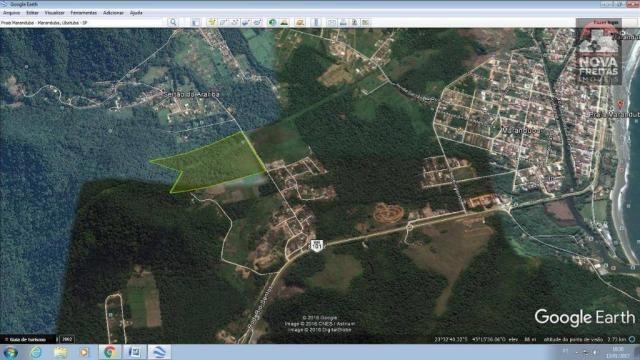 Galpão/depósito/armazém à venda em Picinguaba, Ubatuba cod:AR0148
