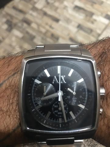 2ce9846363e Relógio Armani exchange - Bijouterias