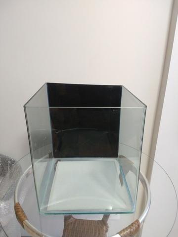 Aquário Rehau Cubo 31litros - Completo (Filtro + Iluminação) - Foto 5