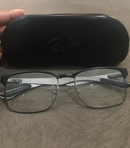 Vendo Armação Óculos de Grau Rayban Original - Bijouterias, relógios ... 81a8ed983a