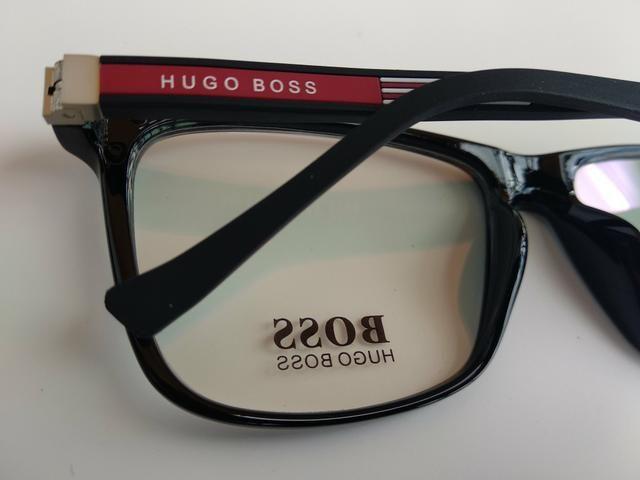 Armação Óculos Original Hugo Boss - Bijouterias, relógios e ... 3de940591b