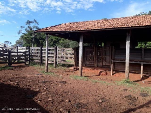 Fazenda para venda em estrela do norte, zona rural, 3 dormitórios, 1 suíte, 1 banheiro - Foto 17
