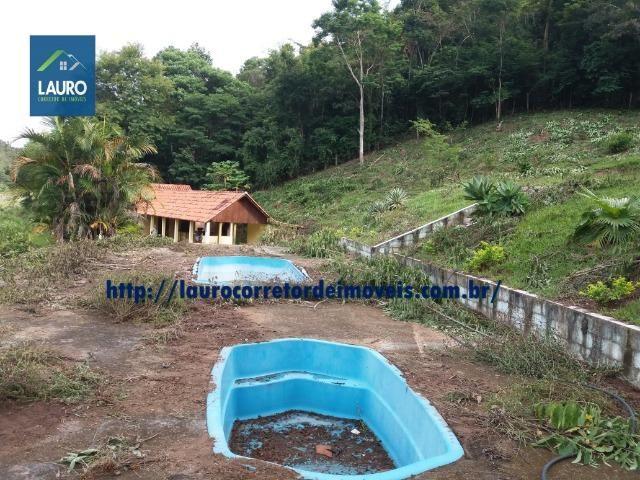 Oportunidade, vende-se chácara com 2 piscinas em Itaipé