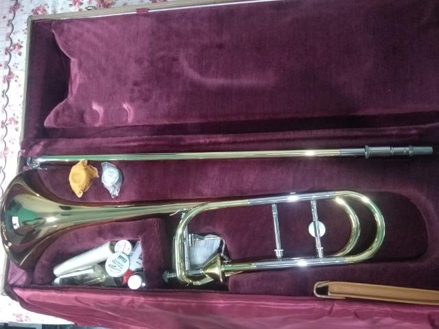Trombone King 4B - Instrumentos musicais - Sit Paecara