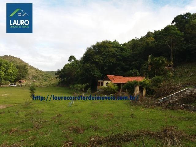 Oportunidade, vende-se chácara com 2 piscinas em Itaipé - Foto 3