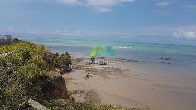 Terreno de 14.000m² - frente para o mar - cumuruxatiba - bahia - Foto 17