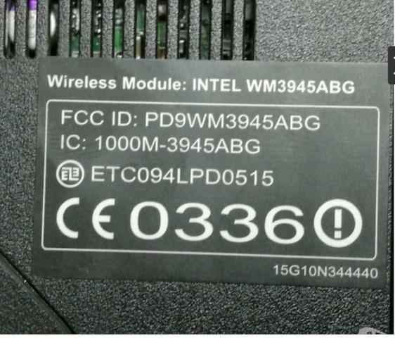Asus G2 Gaming Notebook (Core 2 Duo 2GHz, 2GB Ram, 160GB HD) - Foto 5