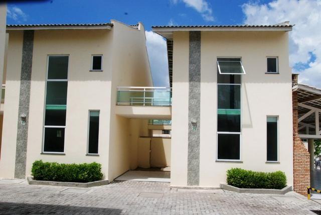 Casa Duplex em Condomínio Lagoa Redonda Fortaleza CE Aceito Bitcoin LQX e Saldo CredMiner - Foto 14