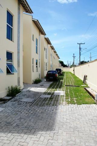 Casa Duplex em Condomínio Lagoa Redonda Fortaleza CE Aceito Bitcoin LQX e Saldo CredMiner - Foto 12