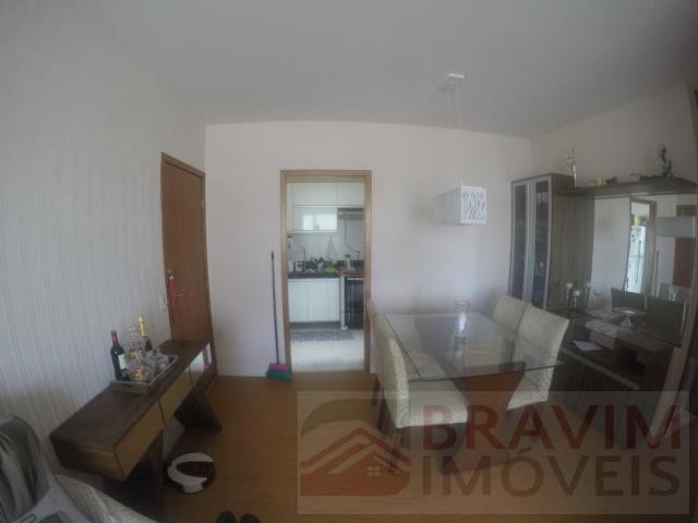 Lindo apartamento com 3 quartos em Morada de Laranjeias - Foto 9