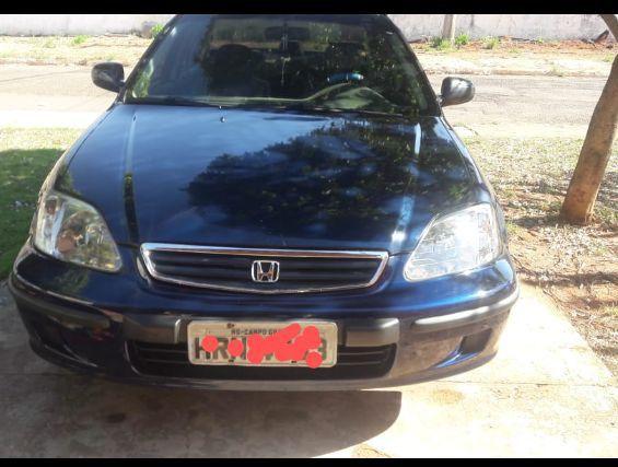 Honda Civic LX 1.6 1999 - Foto 2