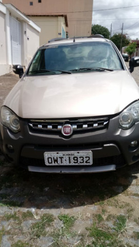 Carro fiat palio wk adven flex - Foto 5