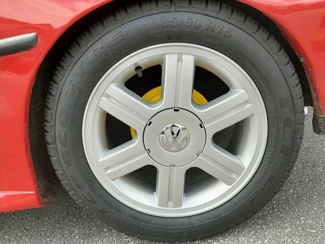 Roda aro aro 15 Pimentinha Prata VW gol 4X100