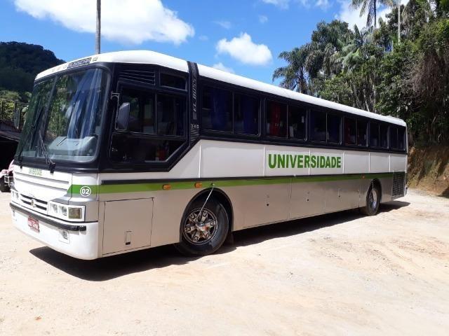 Ônibus Busscar Scania 1992