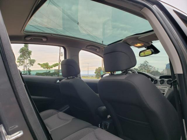 Peugeot 308 2.0 Allure/ teto panorâmico / troca - Foto 14