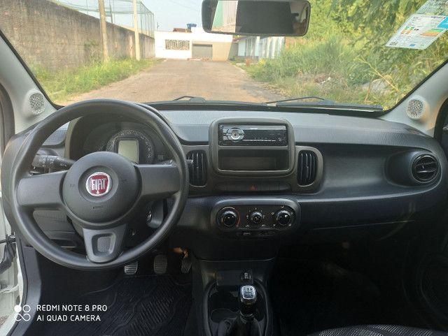 Fiat mobi 18/18  way 1.0 completo pneus zeros - Foto 6