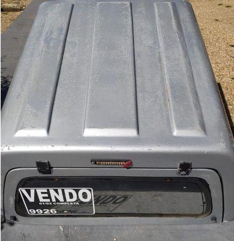 Capota de fibra para modelos Ford Ranger 1998 até 2012 - Foto 3