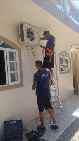 Instalação e manutenção  ar condicionado  - Foto 2