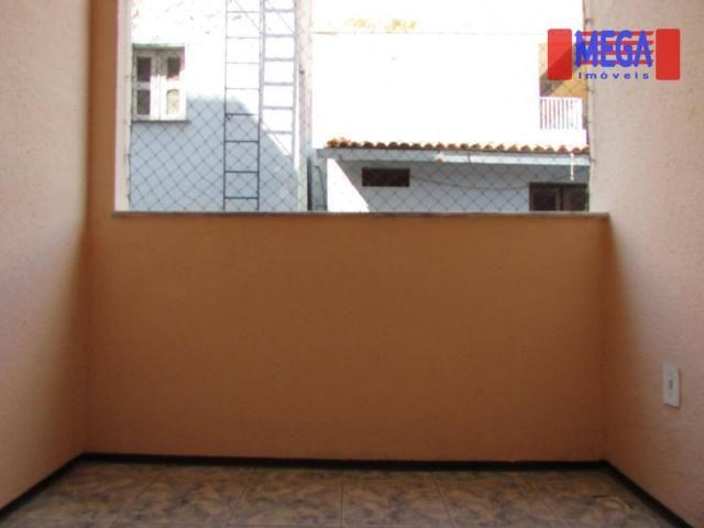 Apartamento com 2 quartos para alugar, no Vila União - Foto 7