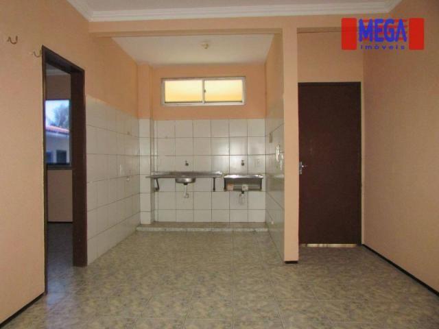 Apartamento com 2 quartos para alugar, no Vila União - Foto 2