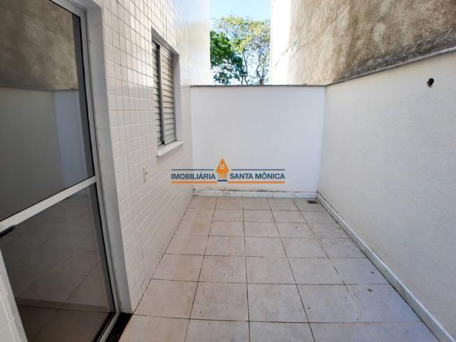Apartamento à venda com 3 dormitórios em Planalto, Belo horizonte cod:15086 - Foto 3
