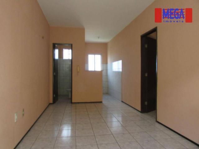 Apartamento com 1 quarto para alugar, no Vila União - Foto 3