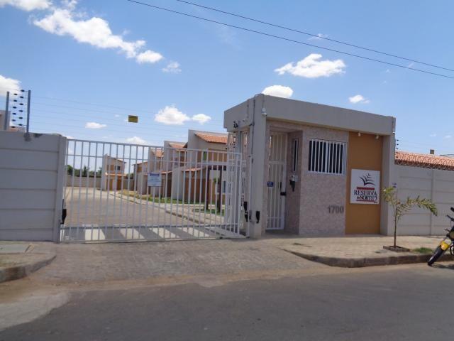 Casa Duplex no Condomínio Reserva do Norte 2 no Bairro Santa Maria, Teresina-PI