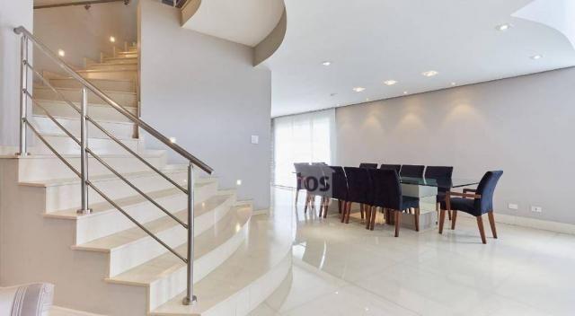 Casa em Condomínio Clube com 5 suítes à venda, 404 m² por R$ 2.390.000 - Pinheirinho - Cur - Foto 11